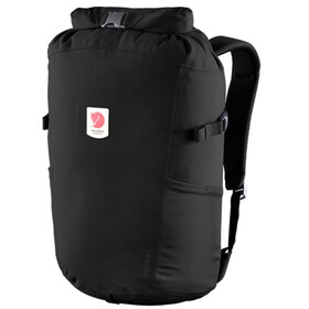 Fjällräven Ulvö Rolltop 23 Backpack Black